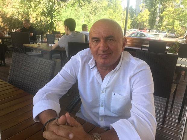 зоран милинковић