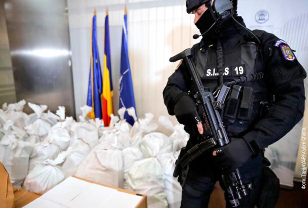 румунска полиција