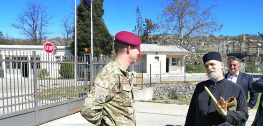 војници касарне милован шарановић