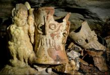 мексички археолози