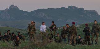 филм балканска међа