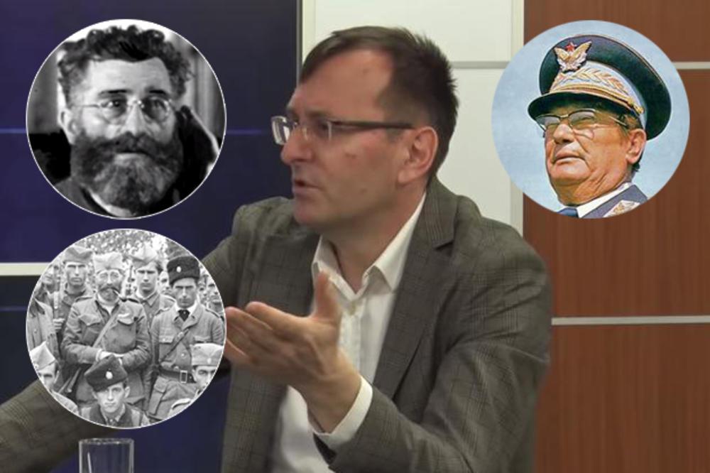 историограф милослав самарџић