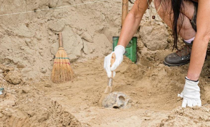 археолози у британији