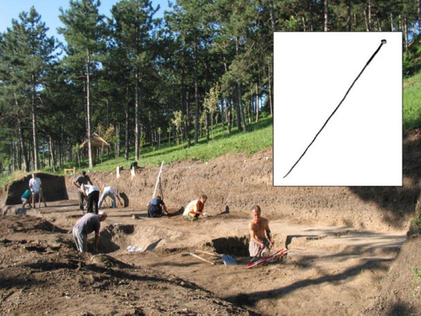 археолошко откриће код лесковца