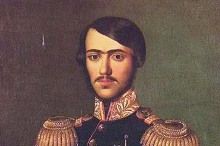 кнез милан обреновић
