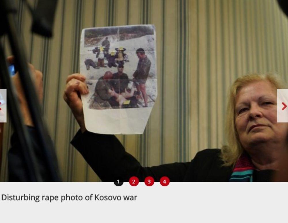 фотографија наводног силовања албанке