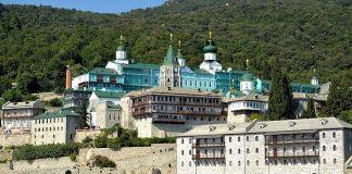 у руском манастиру светог пантелејмона