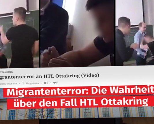 аустријски хулигани тероришу професора