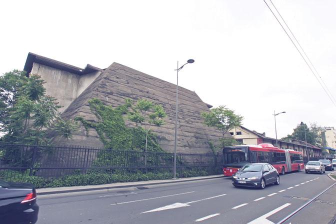бетонско склониште