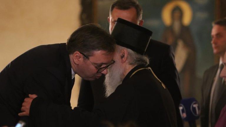 похвале патријарха иринеја