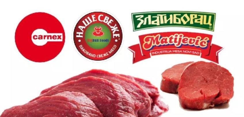 четири фирме из србије