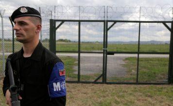 присуство албанске полиције
