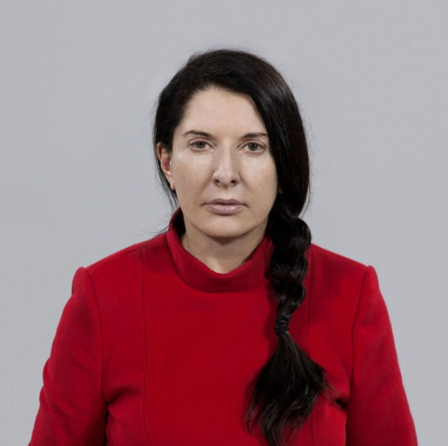 марина абрамовић