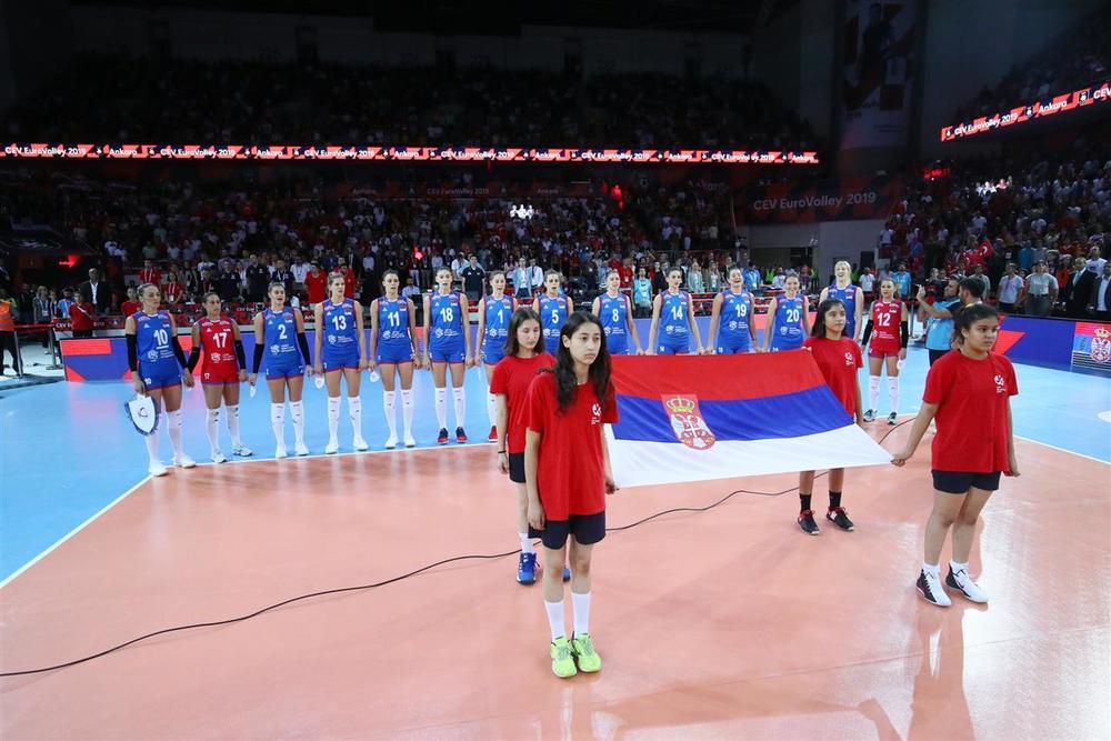 репрезентација србије