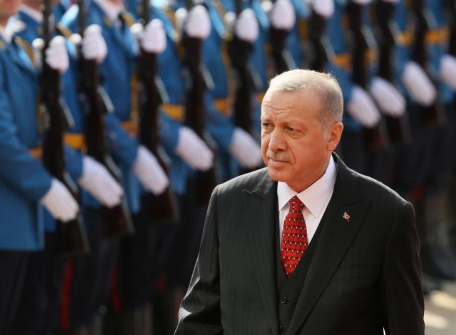 русија и турска