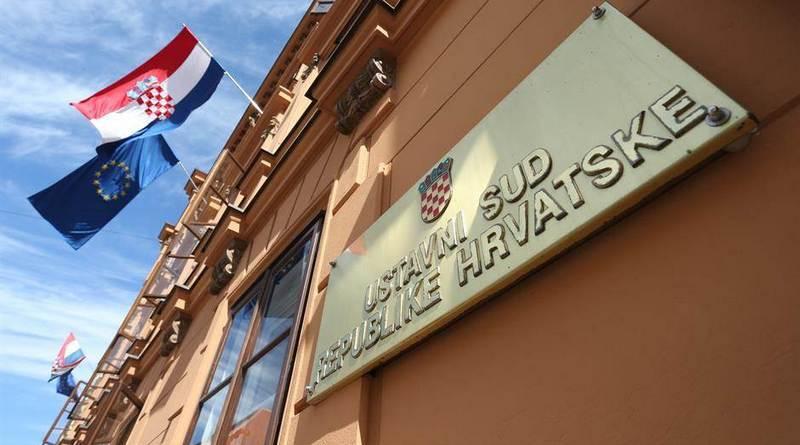 уставни суд хрватске