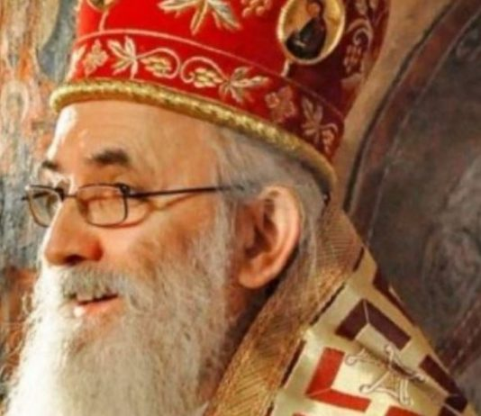 епископ ваљевски милутин