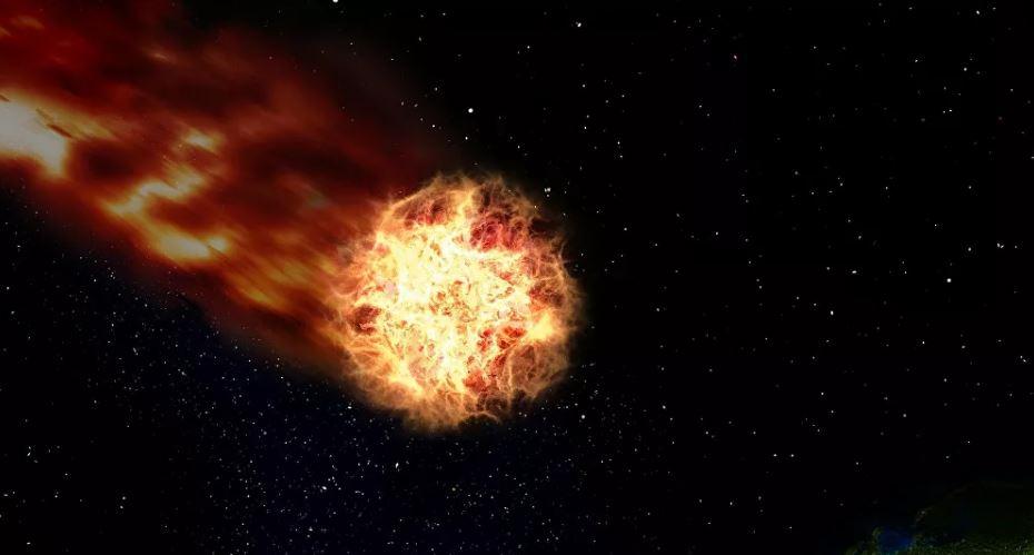 тунгунска експлозија