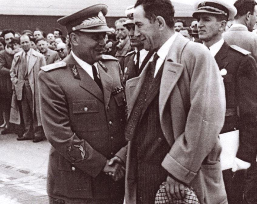 Josip Broz Tito - Crni Bombarder Portal