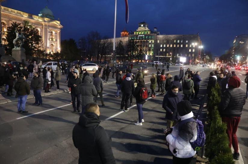 протест угоститеља
