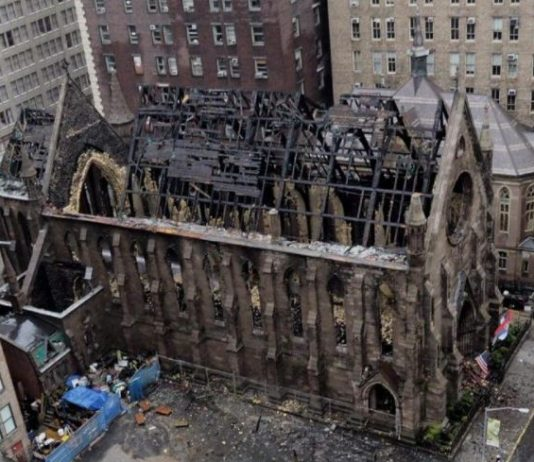 српска црква у њујорку