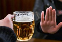 избацивање пива
