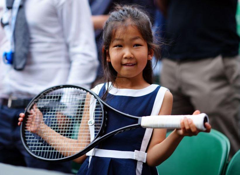 кинеска девојчица