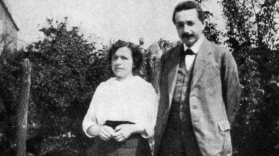 милева марић ајнштајн